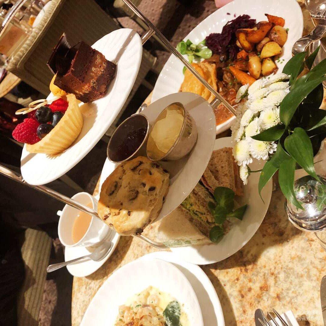 美食地图 #约克#Bettys cafe...