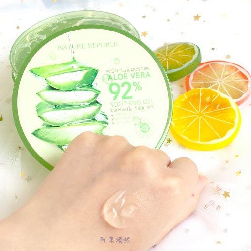 面膜|凑单好物:平价大碗的芦荟胶面膜