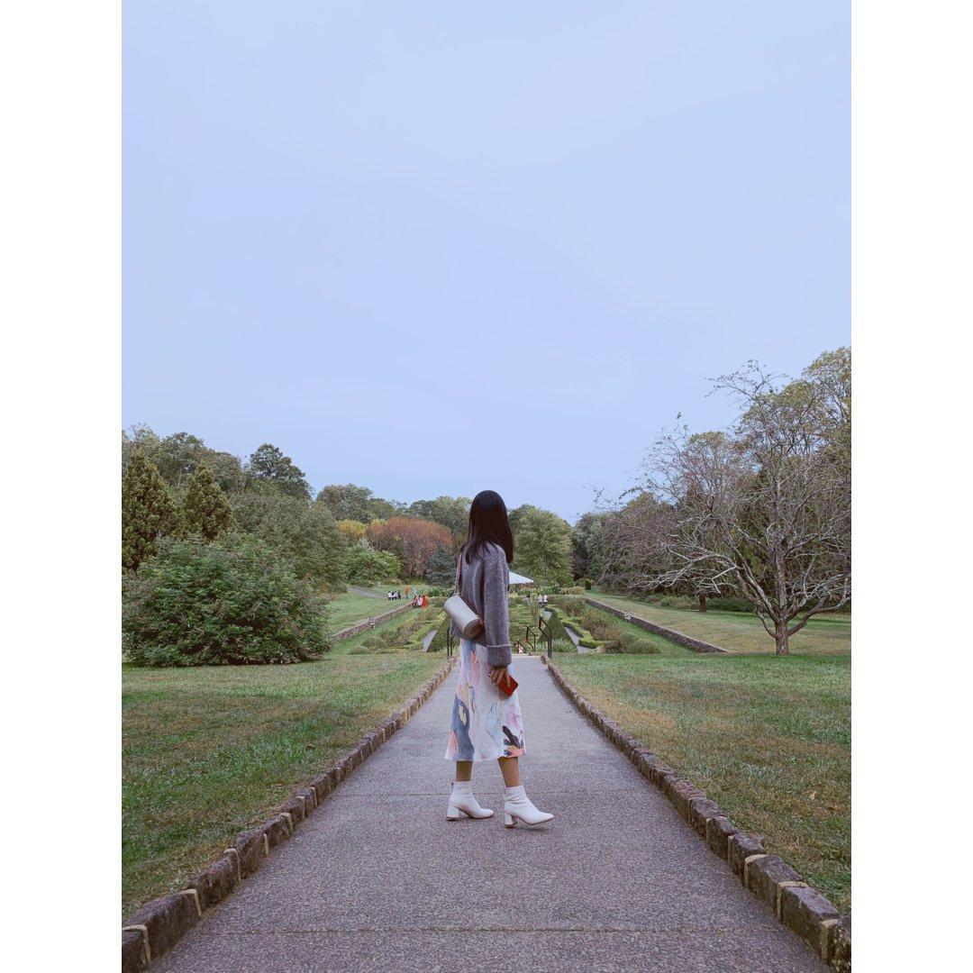 十月小确幸|秋景引闲步,游NJ小花园记