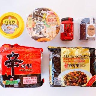 【微众测】让美味速食俘虏您的胃,亚洲人气速食美味大礼包测评