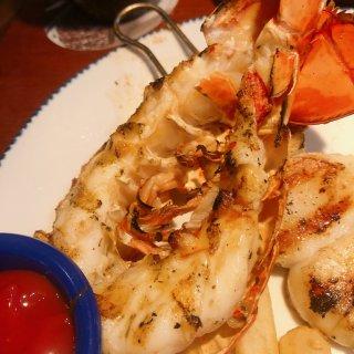 🦞龙虾餐 Red Lobster...