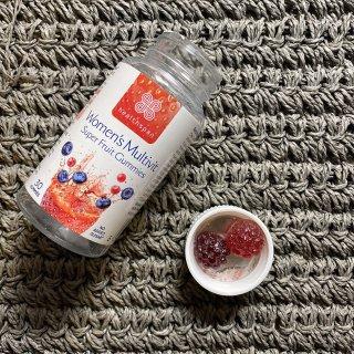 养生 维生素水果软糖 🍊...