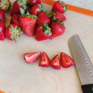 甜点|香香甜甜的草莓酱自己做🍓...