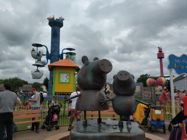 南安普顿小猪佩奇游乐园