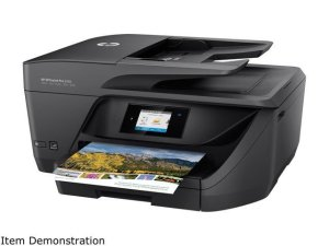 $74.99 免税包邮HP Officejet Pro 6968 无线彩色喷墨打印机