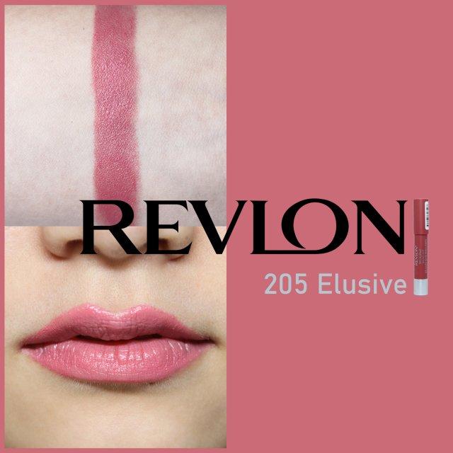 试色|REVLON 205 Elu...