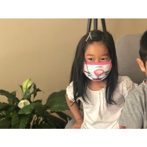 这款Disney口罩,我觉得唯一的优点就是孩子喜欢戴!