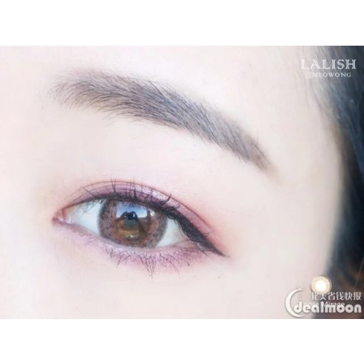 混血or自然? 今年最值得买的8款美瞳 by MEOWONG