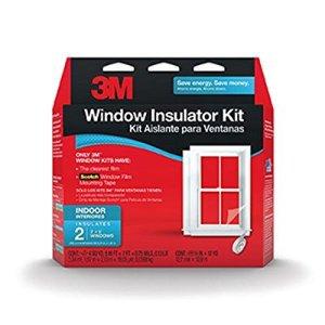 $6.533M 室内窗户保暖绝缘贴片 可用于2扇窗户
