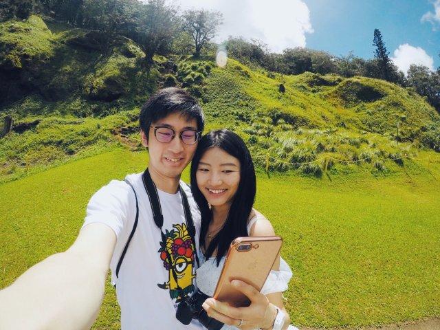 GoPro&iPhone自拍功能对比