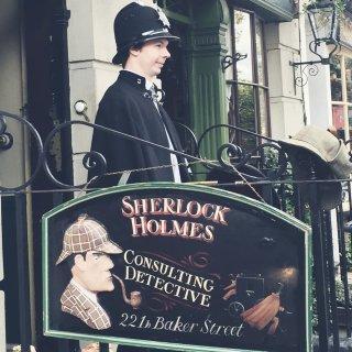 London Baker street