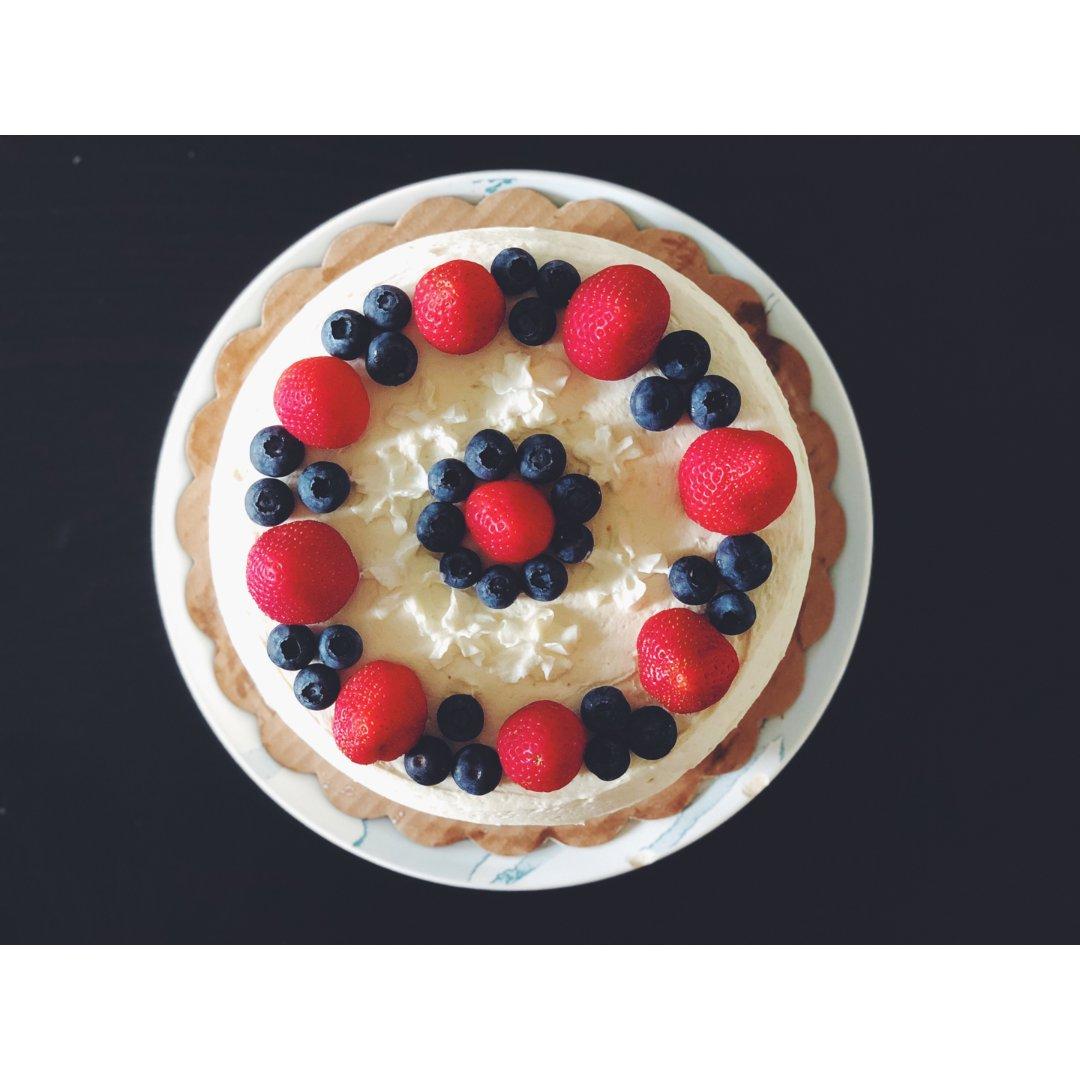家庭烘培系列|生日蛋糕🎂
