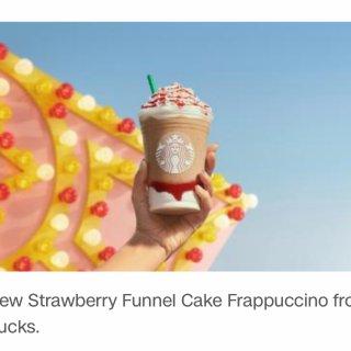 Starbucks 🇺🇸夏日新品更新...