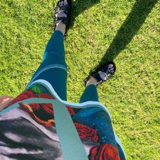 Chanel2020早春徽章魔术贴凉鞋|...