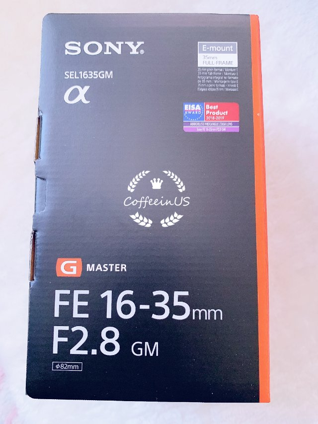 ❤️索尼G大师1635F2.8开箱...
