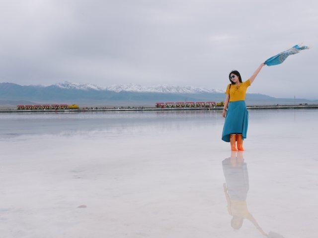 2019旅行盘点 | 茶卡盐湖小攻略📸