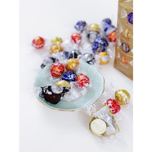 Lindt巧克力球 入口即化的香浓甜蜜