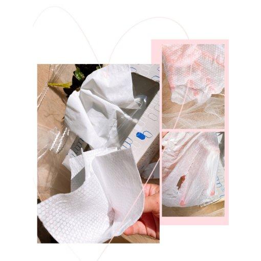 Winner最新珍珠纹全棉干湿两用棉柔巾,天然安全用的放心