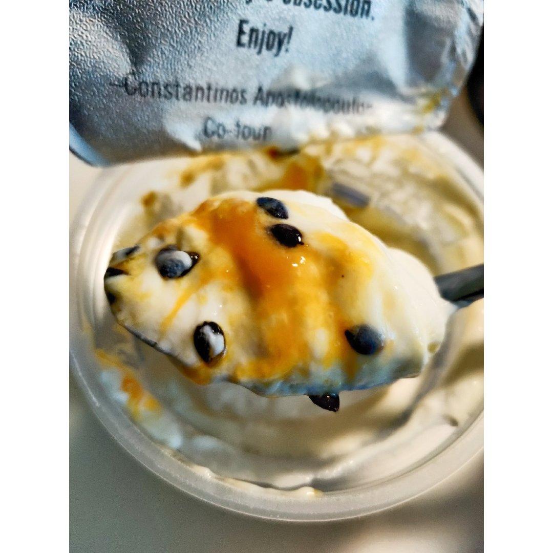 ELLENOS 百香果酸奶