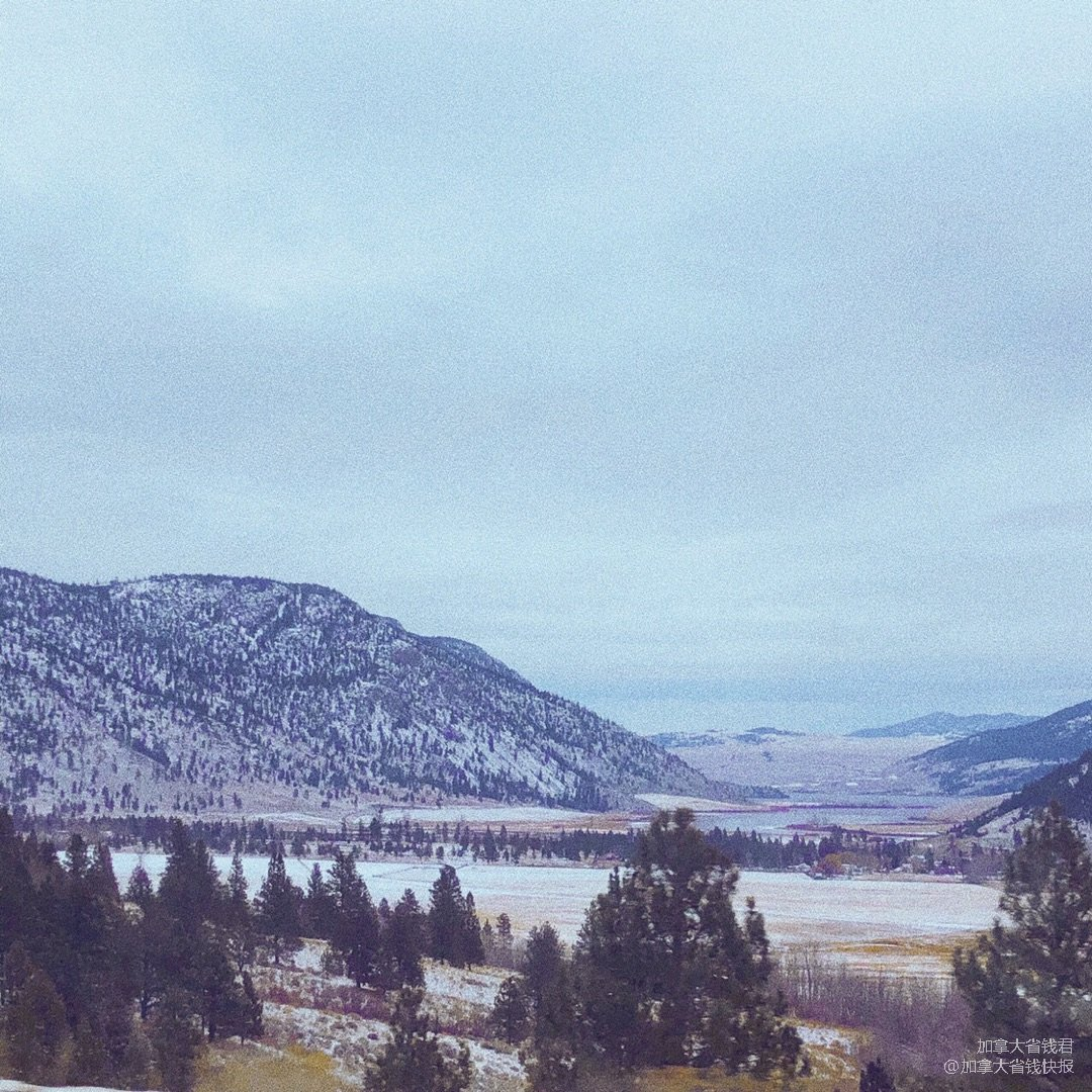 公路旅行【西雅图到加拿大班夫的沿途风景】