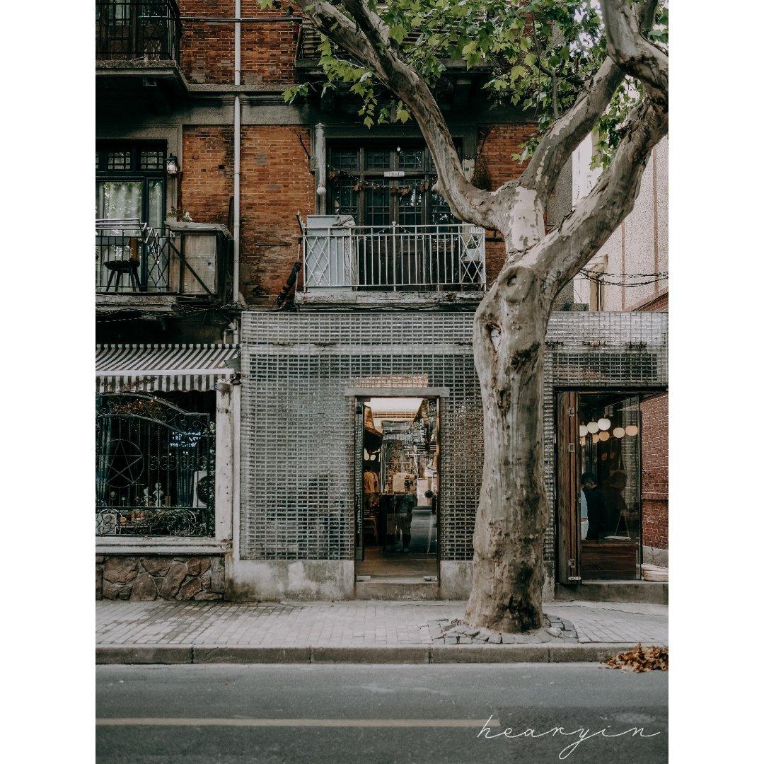 上海 – 铁手咖啡店