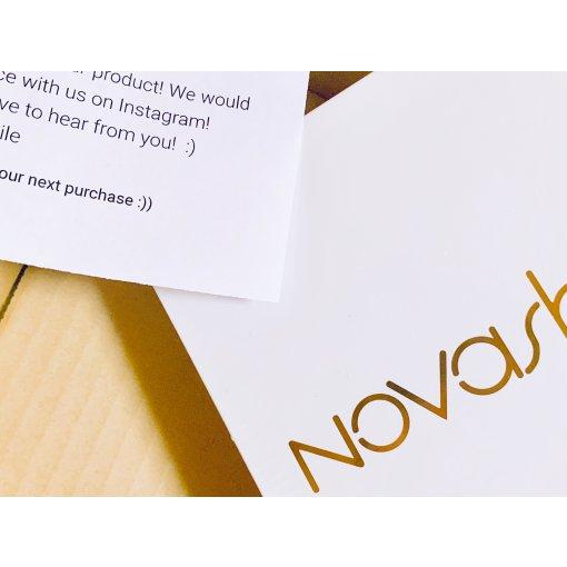 Novashine开箱|晒货中奖🎁