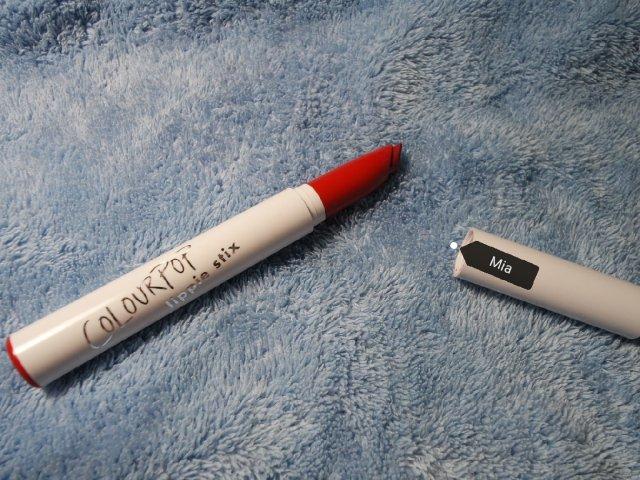 新人晒货 超显白 我的第一只唇膏笔...