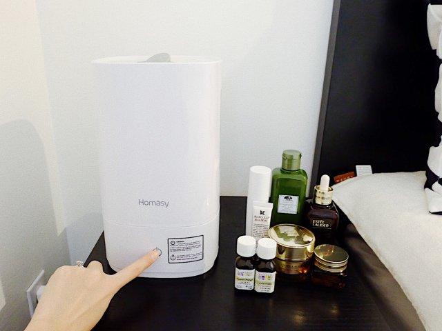 购物分享 | 精油加湿器