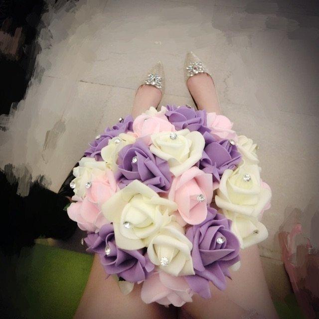?#我的婚鞋#?<br /> 白菜...