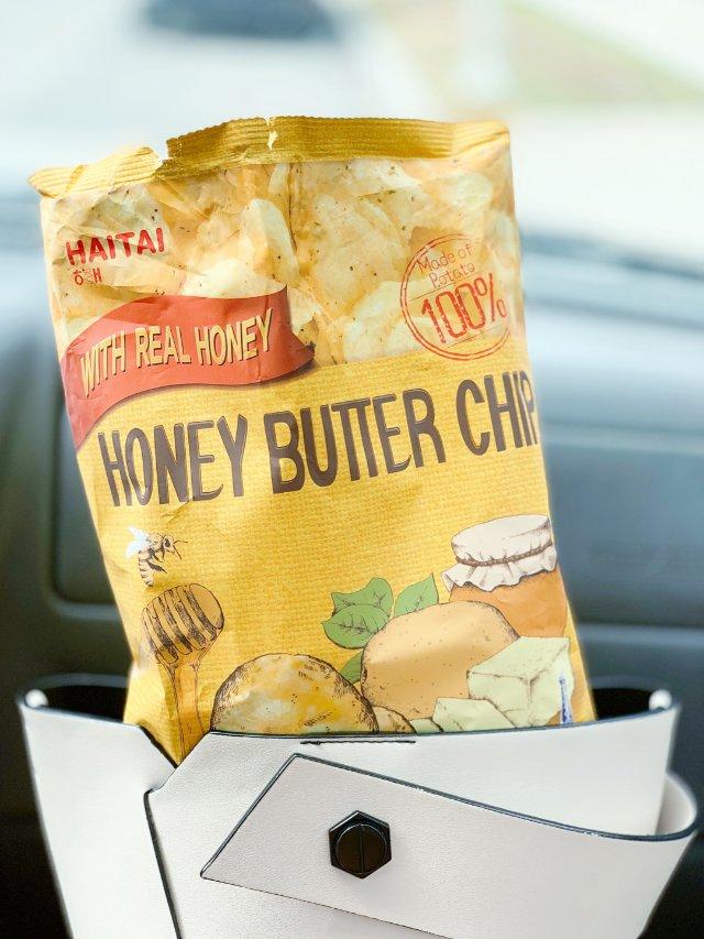 🐝蜂蜜黄油味薯片带你达到味觉巅峰😋