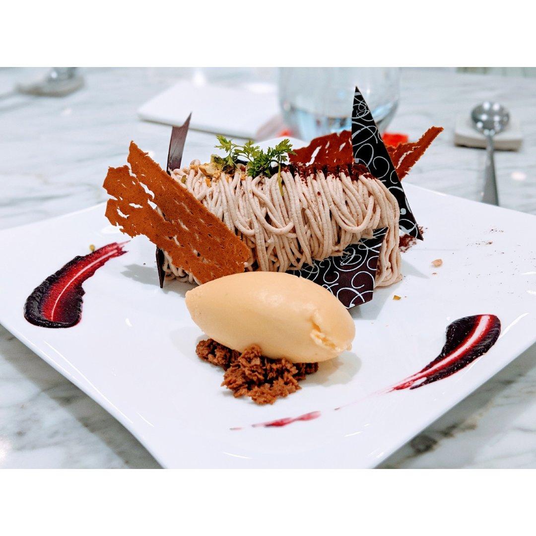 #Vegas甜品| 富士山多层次甜品