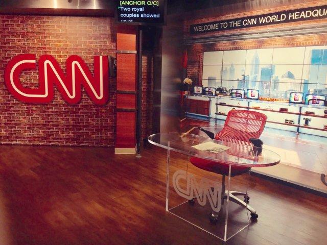 CNN 此行最美好的邂逅