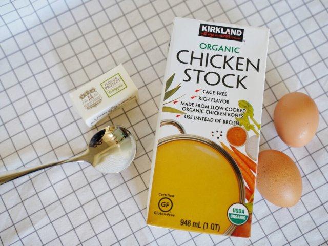 厨房必备 | 便宜实用好喝大碗的清鸡汤🐔