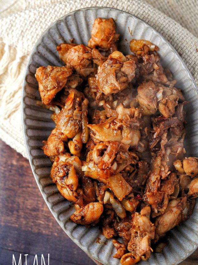 自制超香越南香茅鸡🥢三明治🥪神器