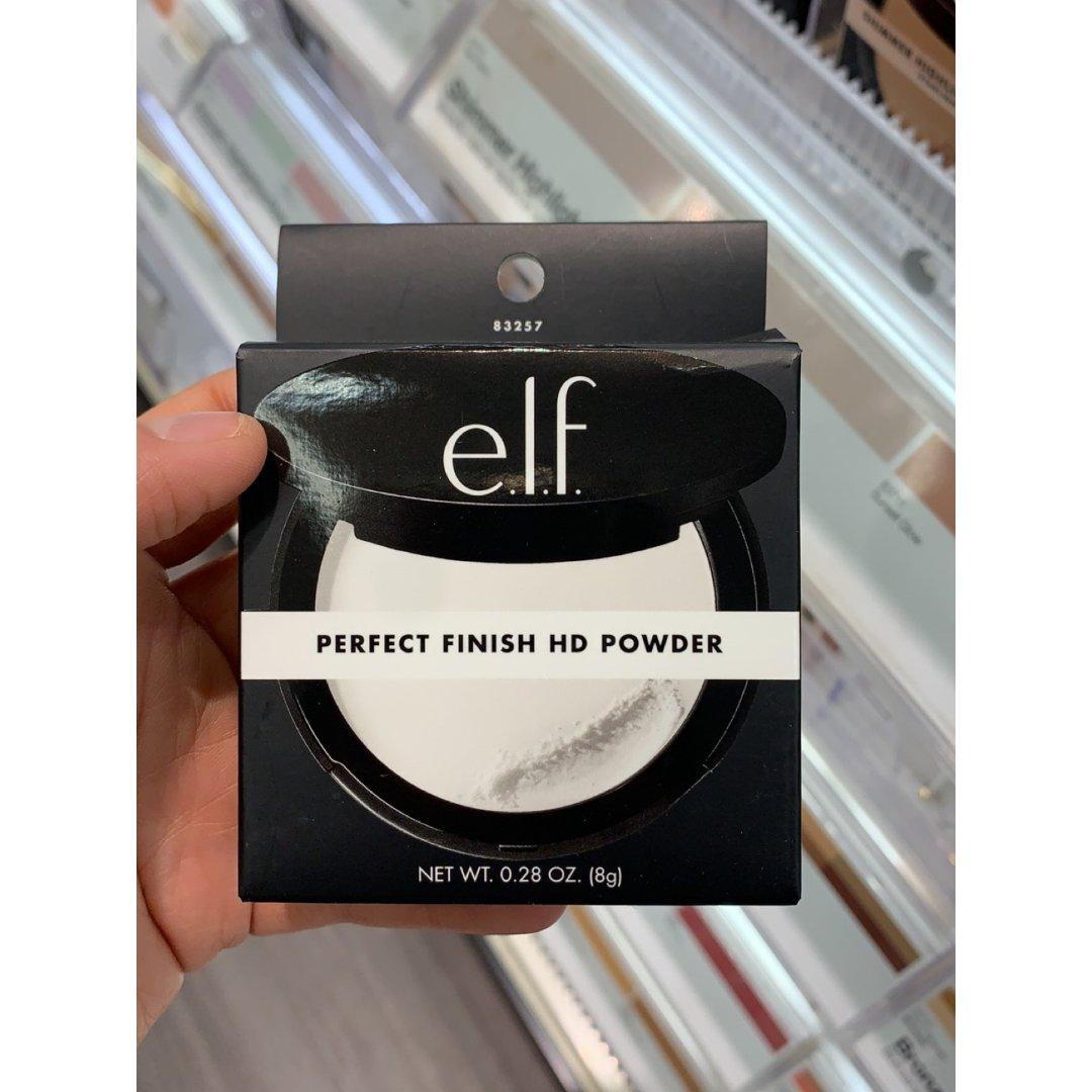 elf定妆粉