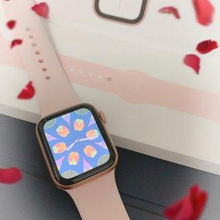 🌸我的Apple Watch🌸...