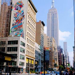 帝国大厦 Empire State Bu...