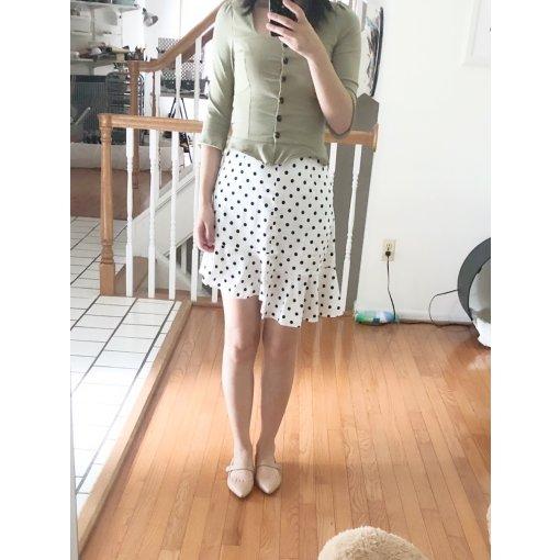【Petite Studio】一条波点小裙子