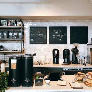伦敦美食|伦敦超好喝的咖啡藏的超隐蔽...
