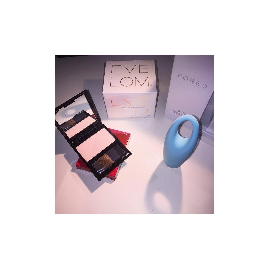 Shiseido 资生堂,Eve Lom,FOREO 斐珞尔