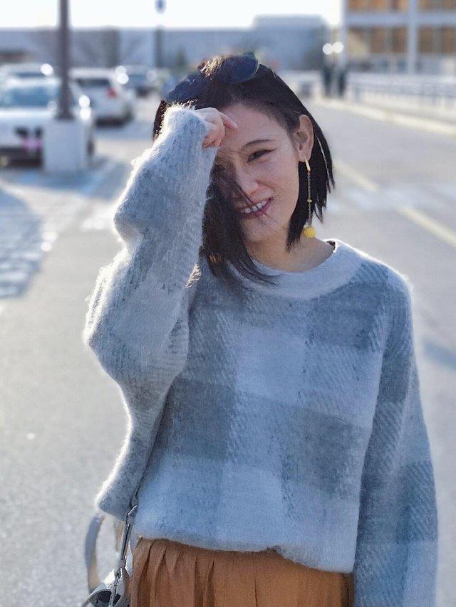 OOTD | 最爱最好摸滴毛衣
