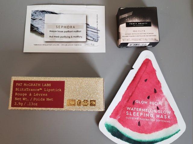 Sephora开箱:心心念念的Pa...