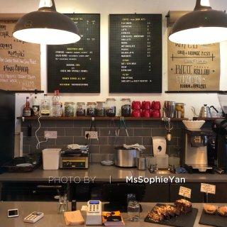 伦敦美食|推荐一家咖啡店...