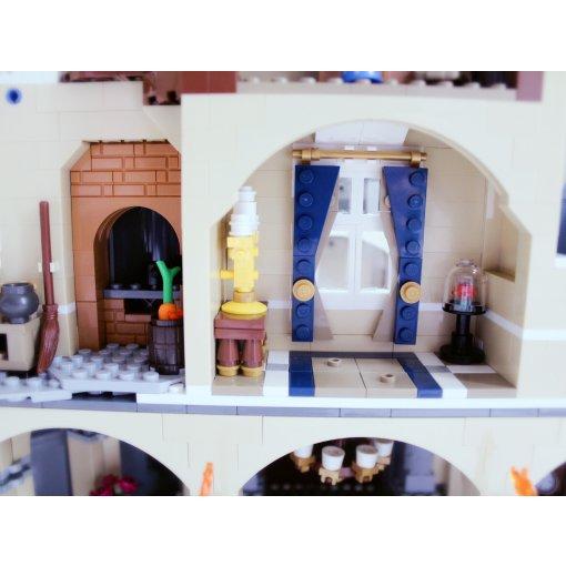 "Lego 71040 迪斯尼城堡—""现女友""必备!"