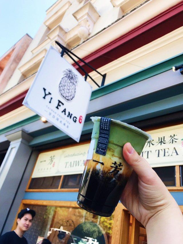 最好喝的水果茶無誤!🤩來自台灣的一...