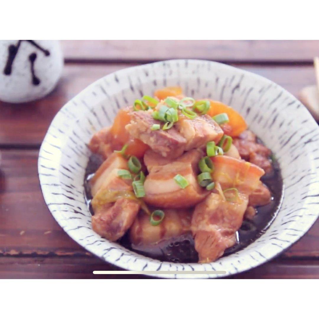 黑五3.3🐷居酒屋风萝卜猪肉角煮