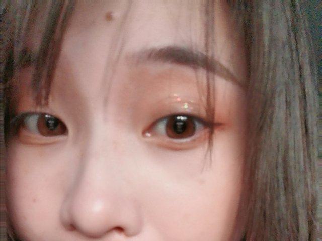 简单三色画出好眼妆