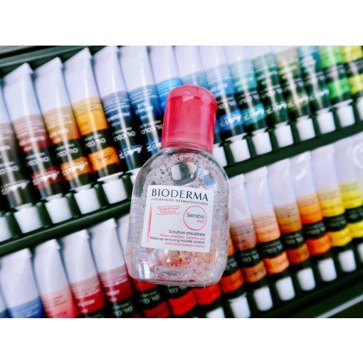 法国贝德玛BIODERMA|最温和的卸妆水