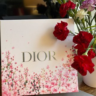 Dior买一送八开箱真香^_^...