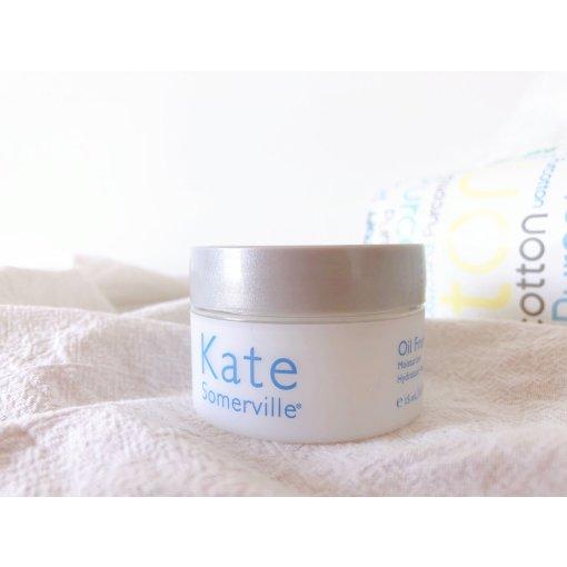 Kate Somerville无油面霜